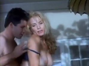 Shannon Tweed has crazy fuck with a young man
