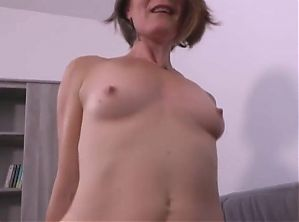 naughty mom ania gets young cock in all holes hardcore petit