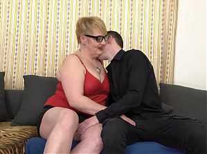 Mature wives love young cocks