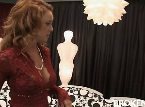 BrokenMILF - Mature Janet Mason Pounded – Face Dripping