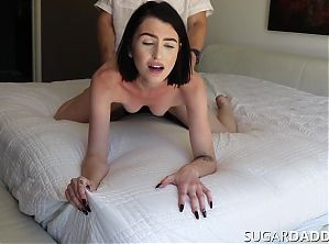 REAL STORY. 18yo Teen FUCKS Daddy To Pay 4 REAL BF Vacation.