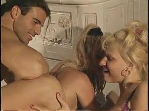 Vintage german horny family hardcore anal young older film