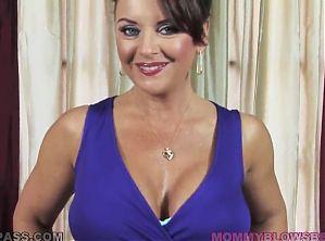Gorgeous MILF Janet Mason