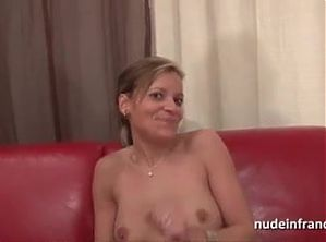 Alicia hot french cougar fucked by young guy