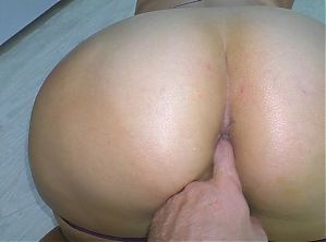 Mom is not ashamed of her stepson and gives him a blowjob